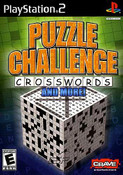 Puzzle Challenge Crosswords and More - PS2 Game