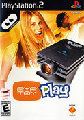 EyeToy Play - PS2 Game