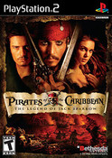 Pirates of the Caribbean - PS2 Game