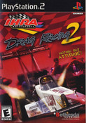 IHRA Drag Racing 2 - PS2 Game