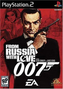 From Russia With Love - PS2 Game