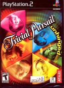 Trivial Pursuit Unhinged - PS2 Game