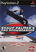 Shaun Palmers Pro Snowboarder - PS2 Game