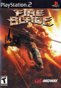 Fire Blade - PS2 Game
