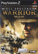 Full Spectrum Warrior - PS2 Game