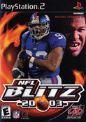 NFL Blitz 2003 - PS2 Game