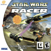 Star Wars Episode 1 Racer - Dreamcast Game