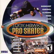 Tony Hawk's Pro Skater Complete - Dreamcast Game