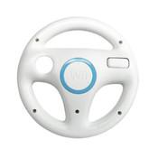 Original Racing Steering Wheel White - Wii