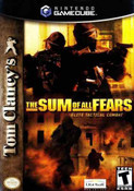 Sum of All Fears, The - GameCube Game