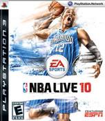 NBA Live 10 - PS3 Game