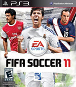 Fifa Soccer 11 - PS3 Game