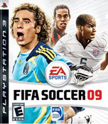 FIFA Soccer 09 - PS3 Game