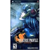 Valkyrie Profile Lenneth - PSP Game