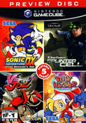 Nintendo Gamecube Preview Disc - GameCube Game
