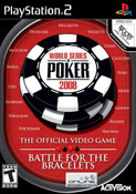 World Series of Poker 2008 - PS2 Game