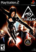 Aeon Flux - PS2 Game