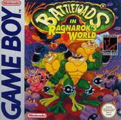 Battletoads in Ragnarok's World