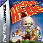 Chicken Little, Disney - Game Boy Advance Game