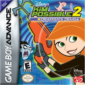 Kim Possible 2 Drakkens Demise - Game Boy Advance Game