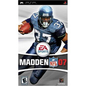 Madden 07 - PSP Game