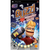 Buzz! Master Quiz - PSP Game