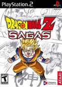 Dragon Ball Z Sagas - PS2 Game