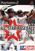 All-Star Baseball 2002 - PS2 Game