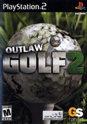 Outlaw Golf 2 - PS2 Game