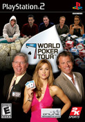 World Poker Tour - PS2 Game