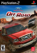 Ford Racing Off Road - PS2 Game