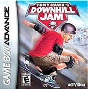 Tony Hawk's Downhill Jam - Game Boy Advance Game