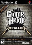 Guitar Hero: Metallica - PS2 Game