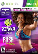 Zumba Fitness Rush - Xbox 360 Game