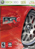 Project Gotham Racing 4 - Xbox 360 Game
