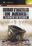 Brothers in Arms Earned in Blood - Xbox Game