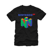 Nintendo N64 Logo - T-Shirt
