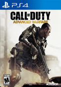 Call of Duty Advanced Warfare - PS4 Game