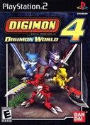 Digimon World 4 - PS2 Game