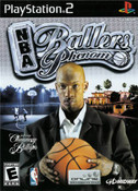 NBA Ballers Phenom - PS2 Game