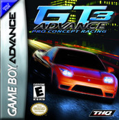 GT Advance 3 Pro Concept Racing - Game Boy Advance Game