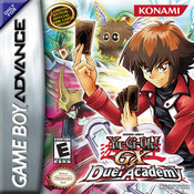 Yu-Gi-Oh GX Duel Academy - Game Boy Advance Game