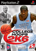 College Hoops 2K6 - PS2 Game