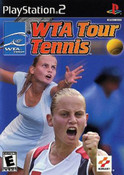 WTA Tour Tennis - PS2 Game