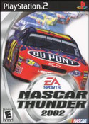 NASCAR Thunder 2002 - PS2 Game