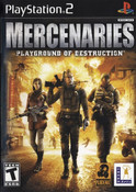 Mercenaries - PS2 Game