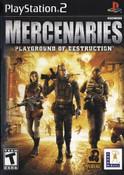 Mercenaries - PS2 Game