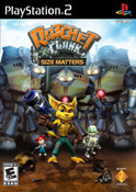 Ratchet and Clank Size Matters - PS2 Game