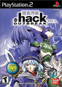 .hack Outbreak - PS2 Game