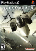 Ace Combat 5 Unsung War - PS2 Game